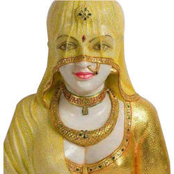 Marble Bani Thani Statue