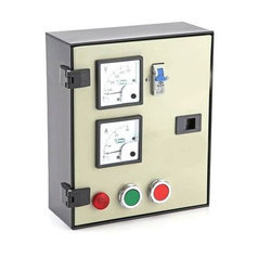SS Single Phase Submersible Pump Control Panel, 220 V