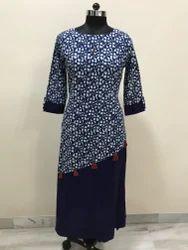 Jaipuri Rayon Kurti / Tunic