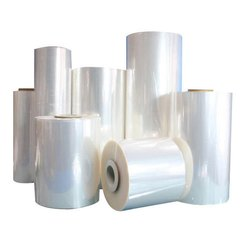 Transparent Plastic Packaging Film Roll