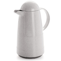 Cello White Senorita Vacuum Flask 600ml Grey