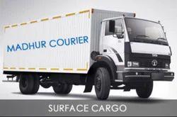 Surface Cargo Courier Service