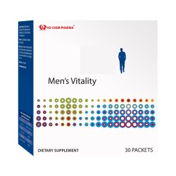Mens Vitality Dietary Supplement, Sachets, Packaging Type: Box