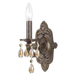 White Metal Antique Wall Sconces