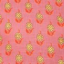 Pink Cotton Slub Kurta With Palazzo(SET105)
