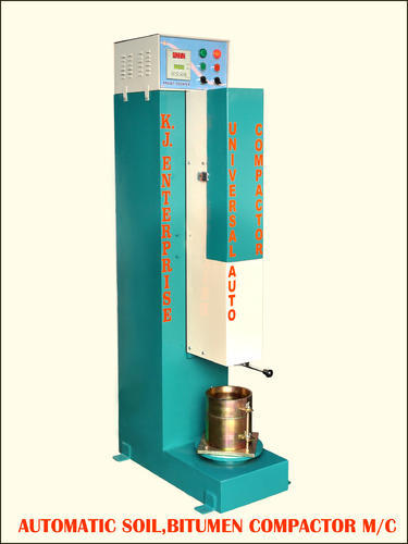 Soil Testing Equipments - CBR Machine 50 Kn Manufacturer from Ahmedabad