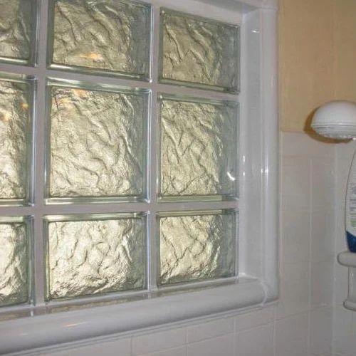 Aluminium Transparent Bathroom Glass Window Rs 350 Square Feet Amd Overseas Impex India Private Limited Id 3984517997