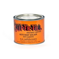 Auto Body Solder Superfill Car Patch