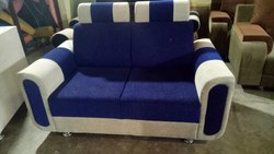 Blue And White Designer Sofa for Home