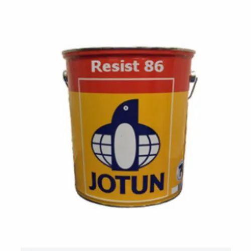 86 Jotun Resist Coating Paint, Packaging Size: 20 L