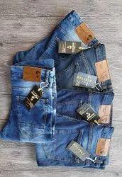 COTTON DOBBY LYCRA Men Beardman jeans, Age Group: 15 To 45