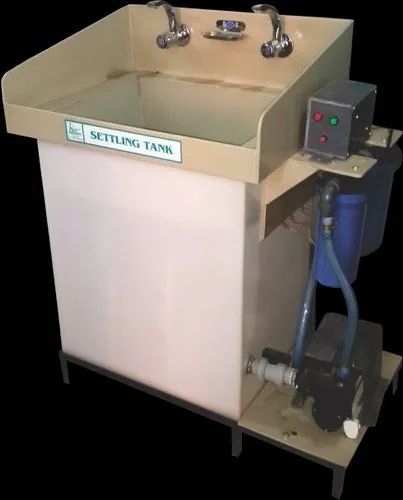 Jewellery Settling Tank Hand Wash