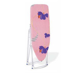 Stainless Steel Euro Style Ironing Board, Size: 15 to 18 inch