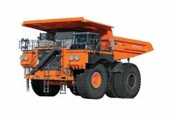 Mining Truck Rental Services