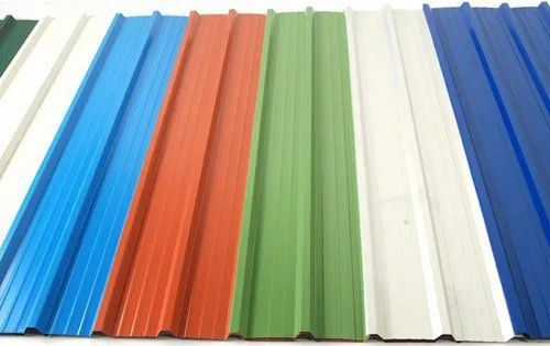 Galvalume Sheets - Coated Galvalume Sheets Manufacturer from Coimbatore