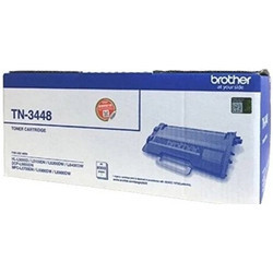 Brother TN-3448 Black Toner Cartridge