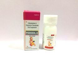 Cefpodoxime Proxetil 50 Clavulanic Acid 31.25 mg Suspension
