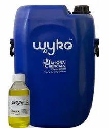 Wyko Dish Wash Liquid, Packaging Size: 50kg