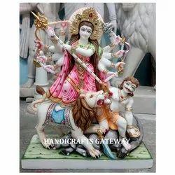 Marble Bengali Durga Maa