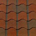 Valencia Sunset Designer Shingle
