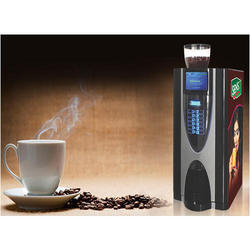 Golden Milano Coffee Vending Machine