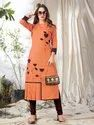 Pr Fashion Launched Beautiful Lovely Casual Wear Readymade Kurti