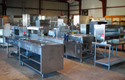 Stainless Steel Commercial Bar Kitchen Equipment