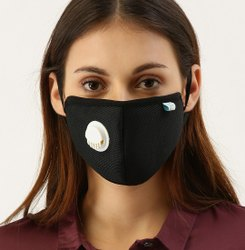 Reusable Fresh Filter Wildcraft Type High Quality 6 Layers Mask With Respirator