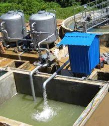 Desalination Treatment Plant