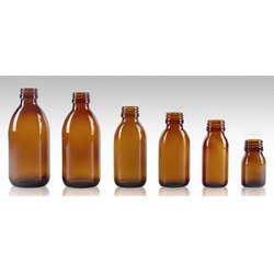 60 ML Syrup Glass Bottles, Height:95 mm