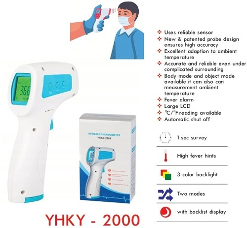 Infrared Hand thermometer