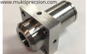 Stainless Steel Components CNC VMC Precision Machined Parts