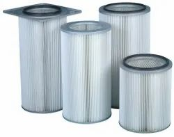 Pleated Dust Collector Filter Cartridge
