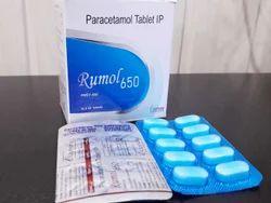 Paracetamol 650mg Tab