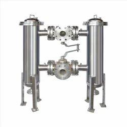 Duplex Water Filter System