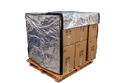 Reflective Foil Thermal Pallet Cover and Blanket