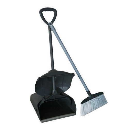 Dustpan With Cover Broom