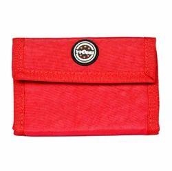 Viaggi Unisex Wallet-Red