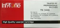 Brother TN 3448 (TN 3448) Compatible Black Toner Cartridge for Brother Printers