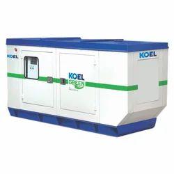 Koel Green Air Cooling 125 KVA Diesel Generator Set