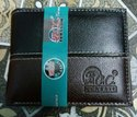 Fox leather wallet