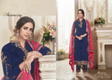 PR Fashion New Designer Semi-Stitched Suit