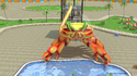 Crab Water Slide
