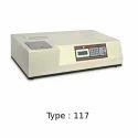 Controller Based UV VIS Spectrophotometer