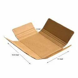 Adjustable Corrugated Box