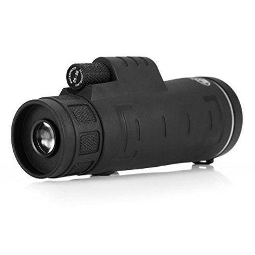 Black Auslese Panda Monocular Night Vision Portable Telescope 18x62mm