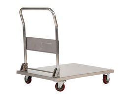 SS Hand Trolley
