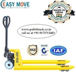 EASY MOVE Hydraulic Hand Pallet Truck, Lifting Capacity: 200 Mm, Model No.: EM 103