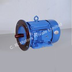 Foot Cum Flange Mounted Motor