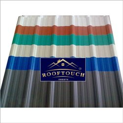 3 Layer UPVC Roofing Sheets
